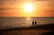 Bunn sunset